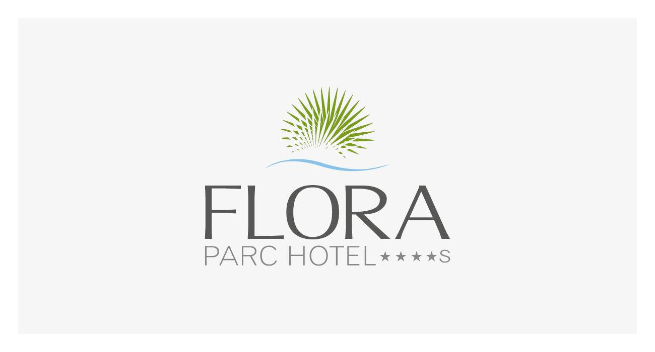 Realizzazione Logo Parc Hotel Flora 4S - Riva del Garda