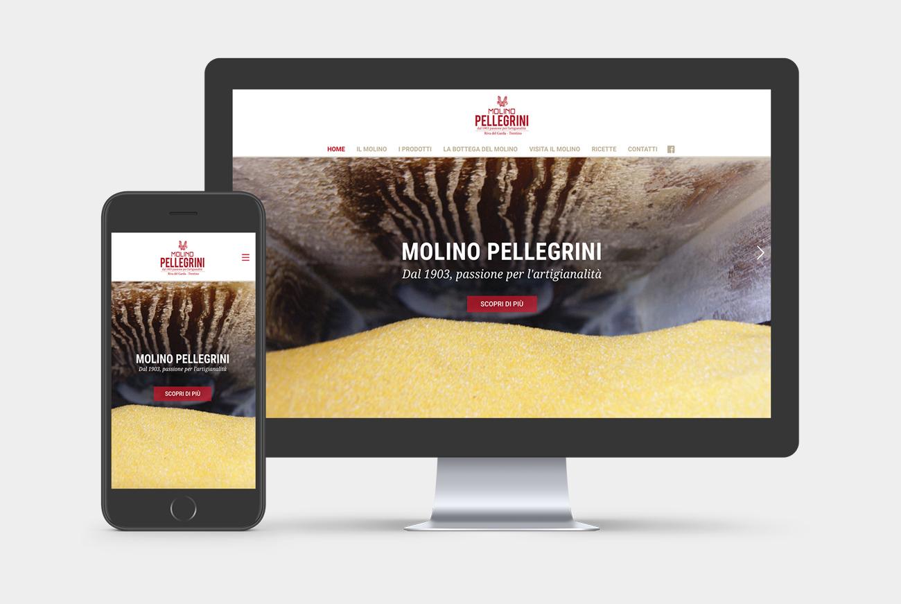 Lochner Interni - Portfolio siti internet - Floriani Comunicazione Arco