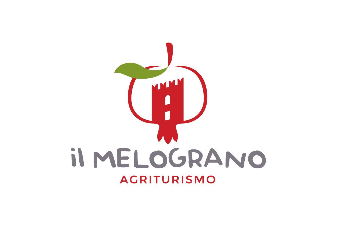 Realizzazione logo Agriturismo Il Melograno Arco