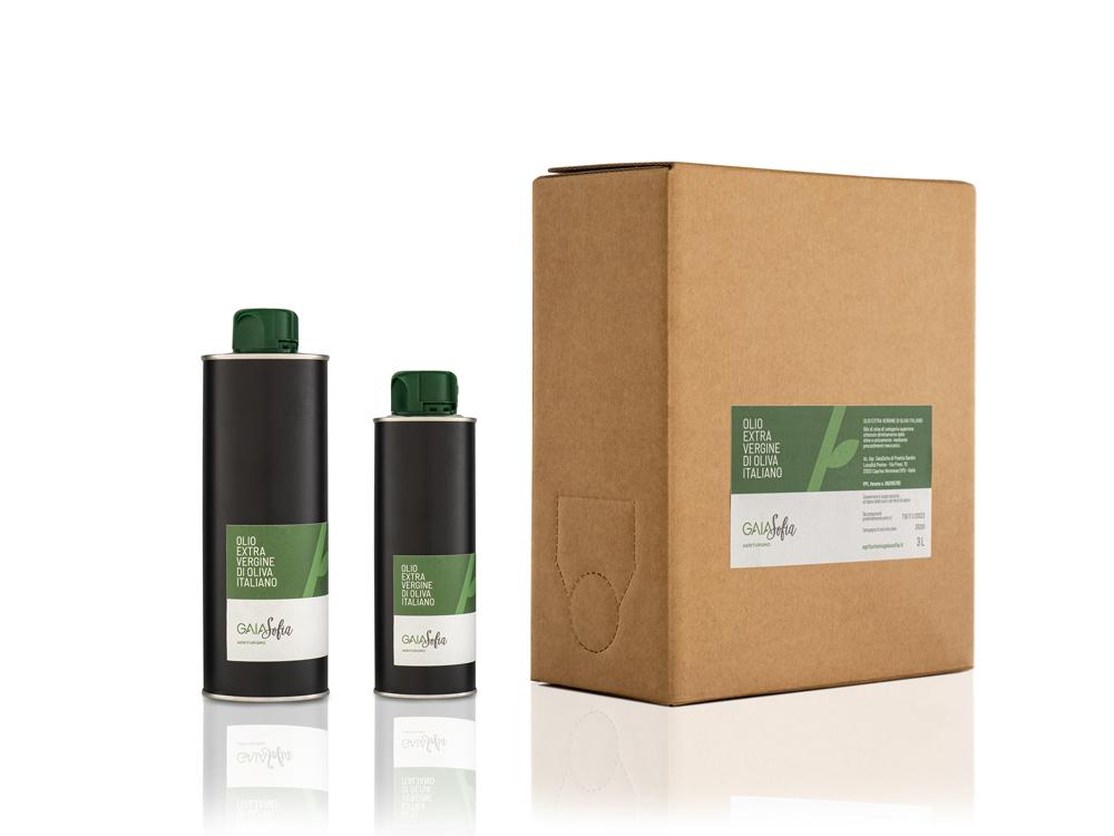Realizzazione etichette prodotti Agriturismo GaiaSofia