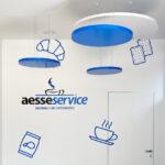 Allestimento bar automatico aesse self 24h Aesse Service Rovereto